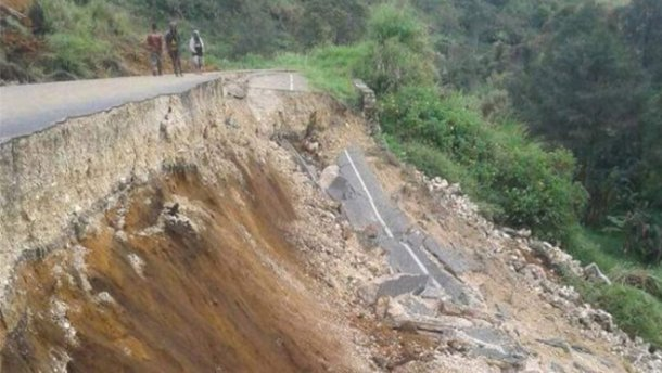 землетрус в папуа-новій гвінеї