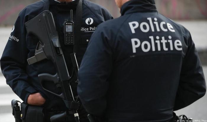 бельгія поліція