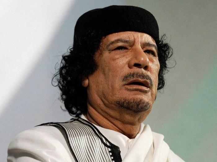 Каддафі