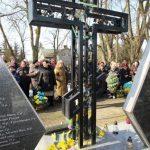 На польському цвинтарі