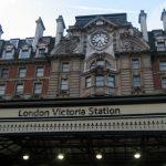 вокзал Вікторія лондон