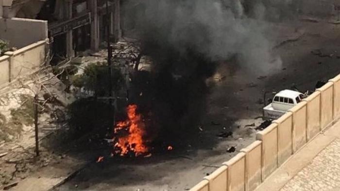 Вибух в Александрії