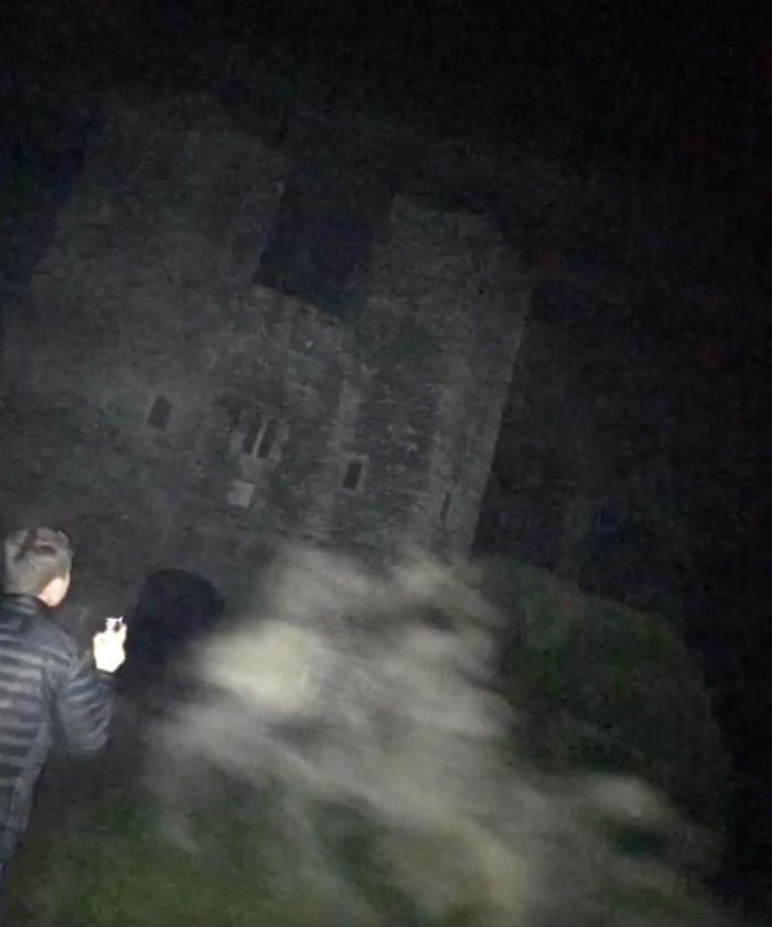 В Британії сфотографували привид у замку (ФОТО)