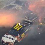 NASCAR аварія