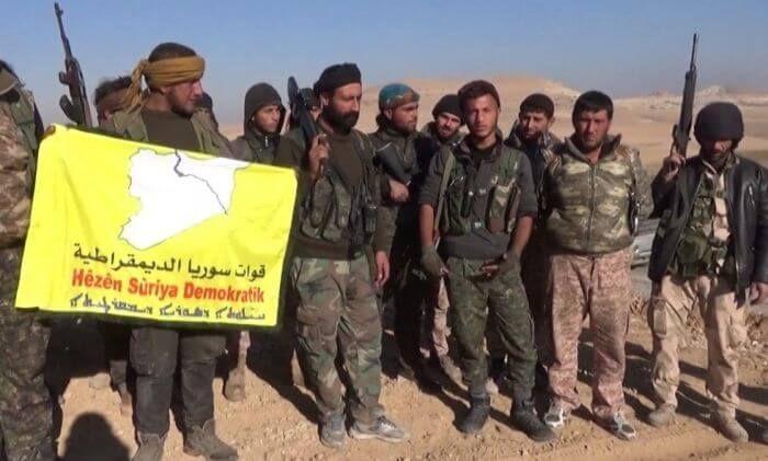 Сирійські демократичні сили