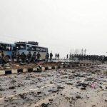 напад на військову автоколону в Індії