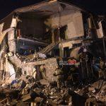 вибухнув газ у житловому будинку Красноярськ