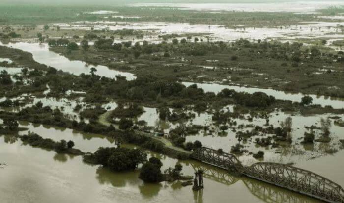 Мозамбік повінь наслідки