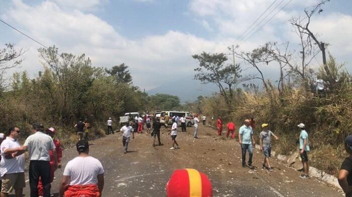 розбився літак Т-28 Гватемала