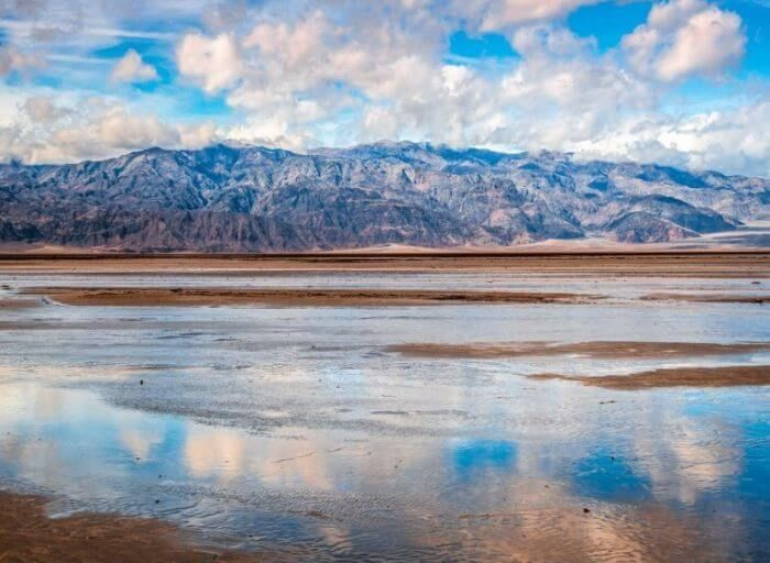 Death Valley утворилося озеро