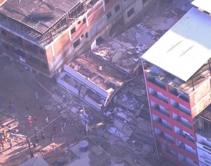 обвалення житлових будинків Ріо-де-Жанейро