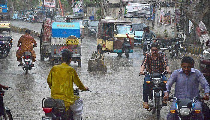 дощі Пакистан