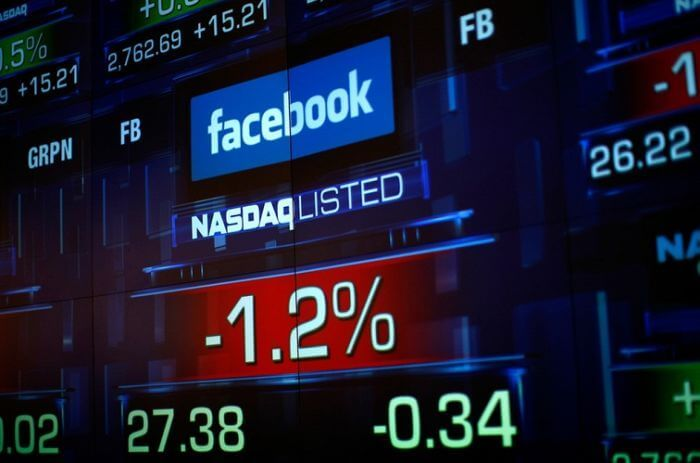 акції компанії Facebook