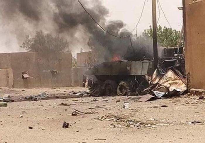 напад на місію ООН Малі