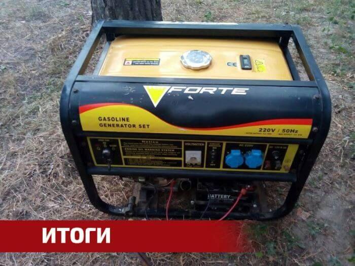 генератор Forte