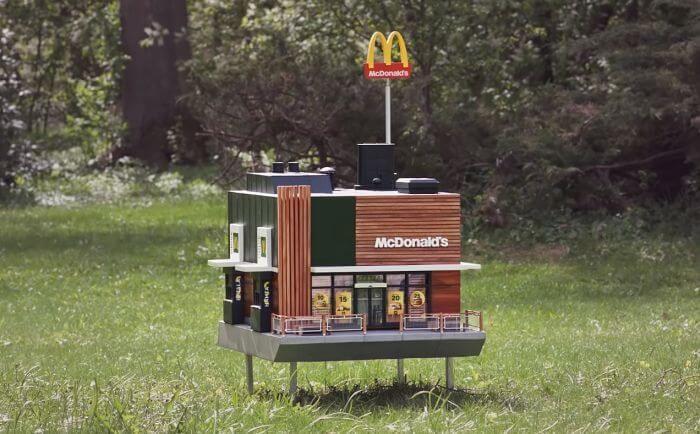 McHive McDonald's