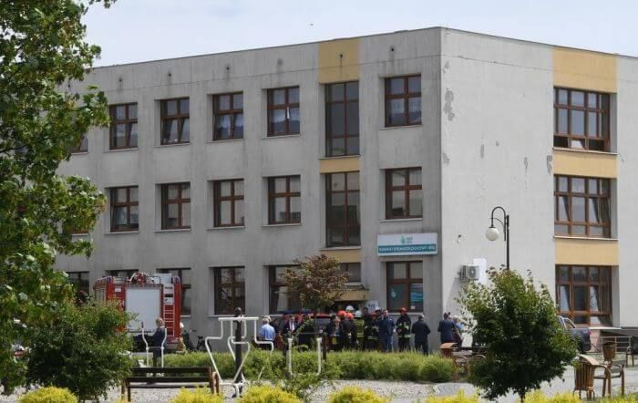 стрілянина в польській школі