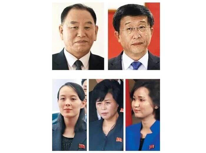 страчені дипломати КНДР